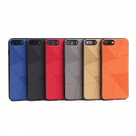 Чехол ТПУ для iPhone 7 Plus, арт.010710 (Оранжевый)