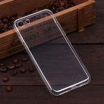 Силиконовый чехол для iPhone 7, 1 mm, арт.008291-1 (Прозрачный)