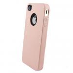 Кейс силикон.Activ Pastel для Appel iPhone 4 (peach) арт.59381