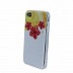 Кейс силикон.New case для Apple iPhone 4 арт.61567