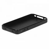 Чехол силикон.Activ для iPhone 4 арт.20229 (blac)