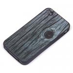 Чехол силикон. Дерево для iPhone 4 арт.009194
