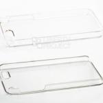 Защитная крышка для iPhone 4 ультратонкая прозрачный пластик европакет