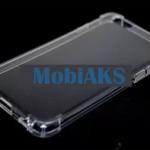 Чехол силикон.для Apple iPhone 5 с функцией защиты углов в техпеке