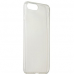 Чехол силикон. для Apple iPhone 5 прозрачный в техпаке