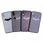 Чехол ТПУ Batman для iPhone X/XS, арт.010069 (Зеленый)