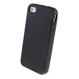Чехол силиконовый Activ для iPhone 4, арт.20229 (black)