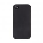 Чехол ТПУ для iPhone 4/4S, арт.009486 (Черный)