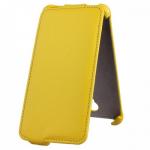 Чехол Flip Activ для Lenovo A5000 (yellow)