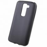 Силиконовая накладка LG G2 mini черный