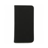 Чехол-книжка LAGO горизонтальная для LG X220/K5, черная