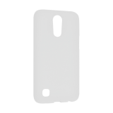 Накладка силиконовая для LG M250/K10 (2017), белая