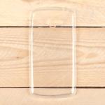 Силиконовый чехол для LG K5, 1 мм, арт.008291-1(Прозрачный)