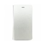 Чехол-книжка LAGO горизонтальная для Meizu M3 Note, серебряная