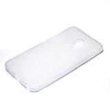 Накладка силиконовая для Meizu M5 Note, белая