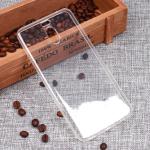 Силиконовый чехол для Meizu M6 Note, 1 мм, арт.008291-1 (Прозрачный)