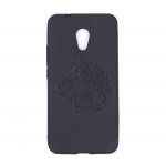 Чехол ТПУ с животными для Meizu M5S, арт.009813