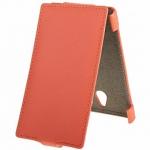 Чехол Flip Activ для Nokia X2  (orange) арт.43836