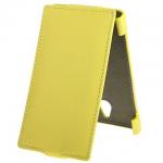Чехол Flip Activ для Nokia X2  (yellow)арт.43838