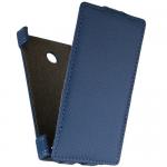 Чехол Flip Activ для Nokia X (blue)арт.40252