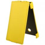 Чехол Flip Activ для Nokia X (yellow)арт.40258