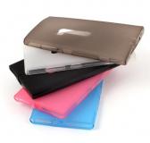 Чехол ТПУ для NOKIA Lumia 920 арт.006914 (серый)