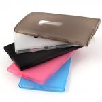 Чехол ТПУ для Nokia Lumia 920 арт.006914 (розовый)