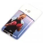 Чехол ТПУ Путин для Nokia Lumia 535 арт.008511