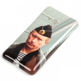Чехол ТПУ Путин для Nokia Lumia 535 арт.008519