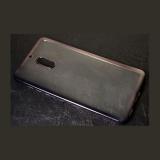 Накладка силиконовая с рамкой для Nokia 6, черная