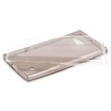 Силиконовый чехол для Nokia Lumia 730, 0.3 мм, арт.008291 (Черный)