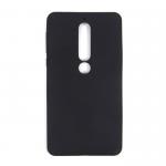 Чехол ТПУ для Nokia 6 (2018), арт.009486 (Черный)