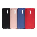 Чехол ТПУ для Nokia 6, арт.010015 (Черный)