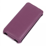 Футляр-книга для Fhilips S326 арт.001358 (фиолетовый)