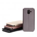 Чехол-книжка для Samsung Galaxy A6 (2018), арт.009805 (Черный)