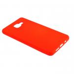Силиконовая накладка Cherry для Samsung A5 2016/A510F красный