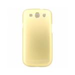 Накладка Motomo Premium для Samsung i9300/S3, золотая