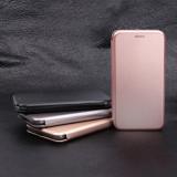 Чехол-книжка для Samsung Galaxy J5 (2016), арт.009805 (Розовое золото)