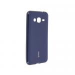 Силиконовая накладка Cherry для Samsung J3 2016/J320 синий