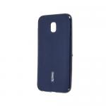 Силиконовая накладка Cherry для Samsung J330F Galaxy J3 2017 синий