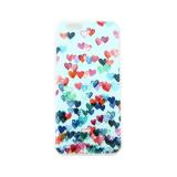 Накладка Phopart для Samsung J3 Prime, сердечки №13