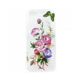 Накладка Phopart для Samsung G570/J5 Prime со стразами, цветы №35