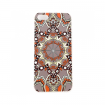Накладка Phopart для Samsung G570/J5 Prime со стразами, цветы №36