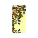 Накладка Phopart для Samsung G570/J5 Prime со стразами, цветы №37