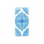 Накладка Phopart для Samsung G570/J5 Prime со стразами, гжель №48