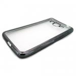 Накладка силиконовая с рамкой для Samsung G532/J2 Prime, черная