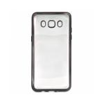Накладка силиконовая с рамкой для Samsung J510/J5 (2016), черная
