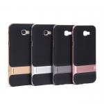 Чехол ТПУ+пластик для Samsung Galaxy J5 Prime, арт.009301 (Розовое золото)