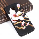 Чехол ТПУ Цветы для Samsung Galaxy J5 (2017), арт.010077