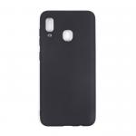 Чехол ТПУ для Samsung Galaxy A20, арт.009486 (Черный)